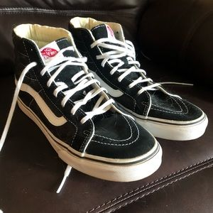 Vans High-Tops Size 10